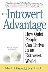 Cover Image for Introvert Advantage