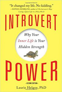 Cover of Introvert Power