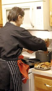 Image of Chef Julie Francis