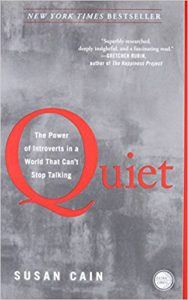 Image Of Quiet by Susan Cain