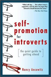 Cover for Self-Promotion for Introverts