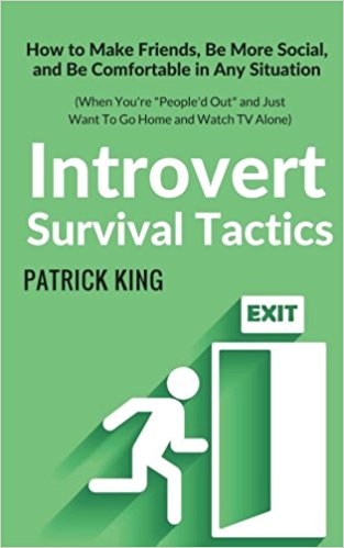 Cover image of Introvert Survival Tactics