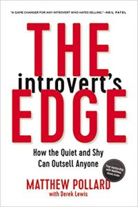 Cover image of The Introvert's Edge